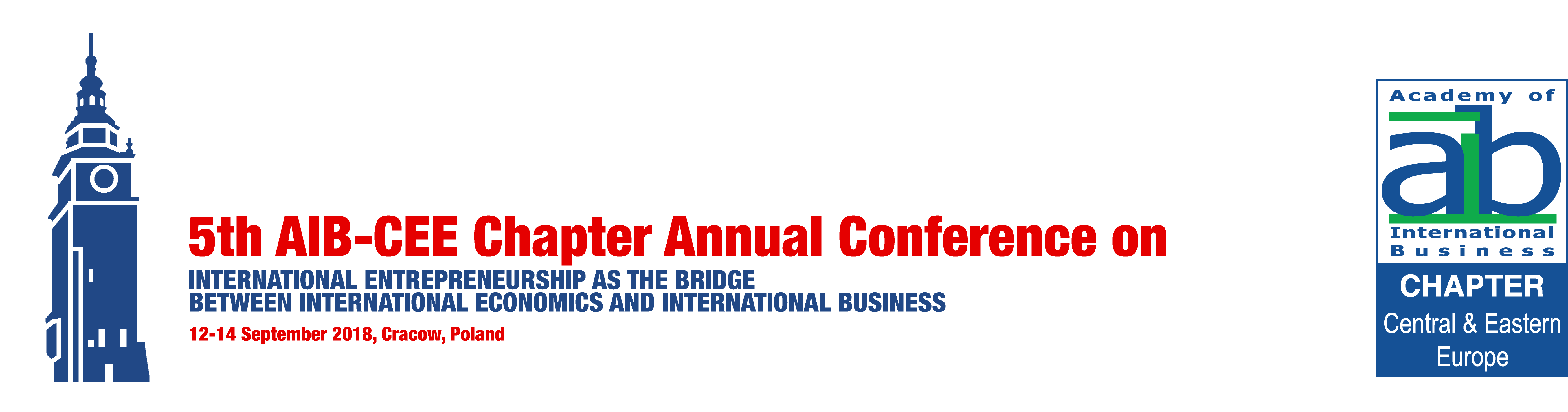 5th Annual AIB-CEE Chapter Conference